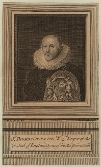 Thomas Coventry, 1st Baron Coventry, by Michael Vandergucht - NPG D26942