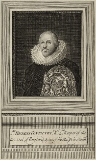 Thomas Coventry, 1st Baron Coventry, by Michael Vandergucht - NPG D26943