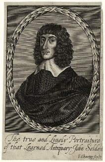 John Selden, by John Chantry - NPG D26974