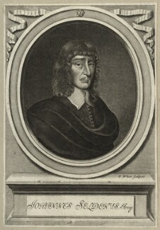 John Selden, by Robert White - NPG D26976