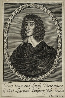 John Selden, by John Chantry - NPG D26977