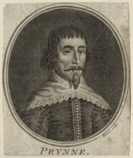 William Prynne, by Guillaume Philippe Benoist - NPG D26980