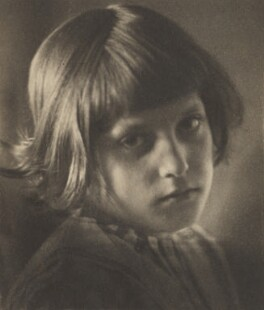 Unknown boy, by (Charles) John Hope-Johnstone - NPG P134(22)