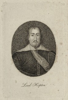 Ralph Hopton, 1st Baron Hopton of Stratton, after Unknown artist - NPG D26989