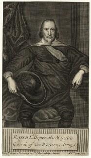 Ralph Hopton, 1st Baron Hopton of Stratton, by Michael Vandergucht - NPG D26991