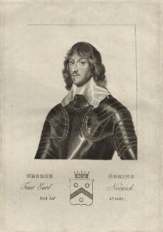 George Goring, Baron Goring, after Unknown artist - NPG D26996
