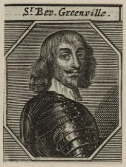 Sir Bevil Grenville, after Unknown artist - NPG D27005
