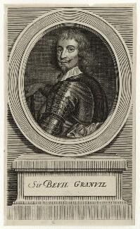 Sir Bevil Grenville, after Unknown artist - NPG D27006