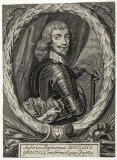 Sir Bevil Grenville, by William Faithorne - NPG D27007
