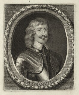 Sir Bevil Grenville, by George Vertue - NPG D27009