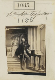 Unknown man, by Camille Silvy - NPG Ax50590