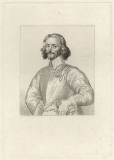 Jacob Astley, Baron Astley, after Unknown artist - NPG D27040