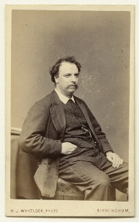 Sir Charles Santley, by Henry Joseph Whitlock - NPG x22391