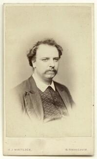 Sir Charles Santley, by Henry Joseph Whitlock - NPG x22390