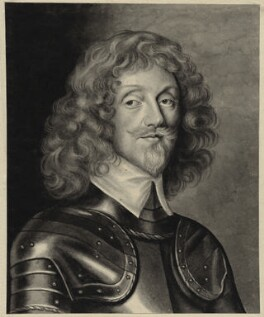 Sir Edmund Verney, by John Bulfinch - NPG D27045