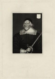 Sir William Clarke, after Unknown artist - NPG D27047