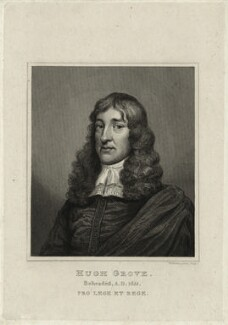 Hugh Grove, by William Henry Worthington - NPG D27056