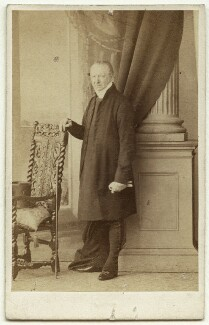John Bird Sumner, by Caldesi, Blanford & Co - NPG x26582