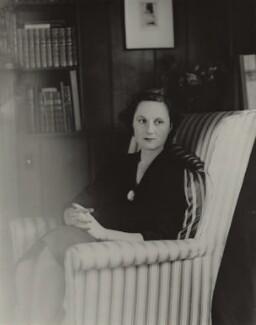 Elizabeth Taylor (née Coles), by Unknown photographer - NPG x47369