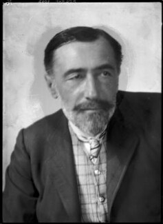 Joseph Conrad, by William A. Cadby - NPG x4340
