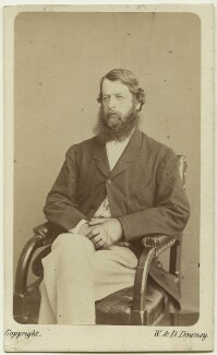 George Granville William Sutherland-Leveson-Gower, 3rd Duke of Sutherland, by W. & D. Downey - NPG Ax7410