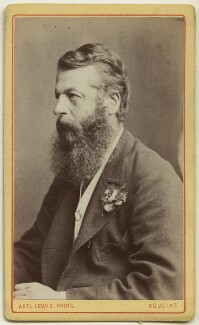 George Granville William Sutherland-Leveson-Gower, 3rd Duke of Sutherland, by Abel Lewis - NPG Ax46199