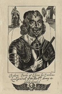 Robert Devereux, 3rd Earl of Essex, after Unknown artist - NPG D27087