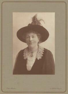 Katharine (née Morrison), Lady Gatty, by Rita Martin - NPG x68918