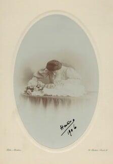 Hester Sassoon (née Gatty); Katharine (née Morrison), Lady Gatty, by Rita Martin - NPG x68911