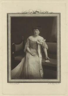 Katharine (née Morrison), Lady Gatty, by Speaight Ltd - NPG x68908
