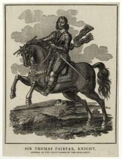 Thomas Fairfax, 3rd Lord Fairfax of Cameron, after Edward Bower - NPG D27096