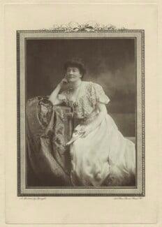 Katharine (née Morrison), Lady Gatty, by Speaight Ltd - NPG x68910