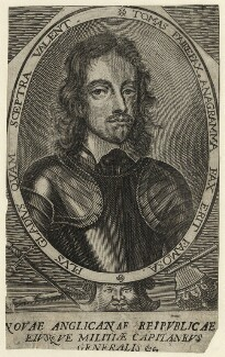 Thomas Fairfax, 3rd Lord Fairfax of Cameron, after Robert Walker - NPG D27102