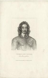 Thomas Fairfax, 3rd Lord Fairfax of Cameron, by Robert Cooper - NPG D27104