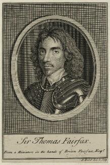 Thomas Fairfax, 3rd Lord Fairfax of Cameron, by James Hulett - NPG D27107