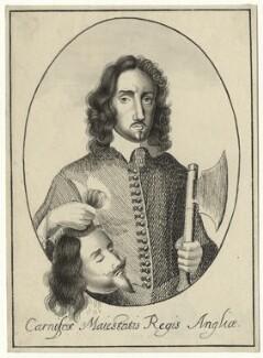 Thomas Fairfax, 3rd Lord Fairfax of Cameron, after Unknown artist - NPG D27116