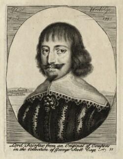 Thomas Fairfax, 3rd Lord Fairfax of Cameron, by Thomas Worlidge - NPG D27120