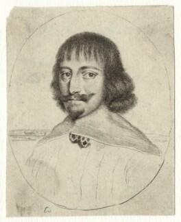 Thomas Fairfax, 3rd Lord Fairfax of Cameron, by Thomas Worlidge - NPG D27121