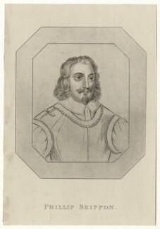 Philip Skippon, after Unknown artist - NPG D27143