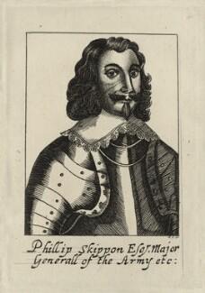 Philip Skippon, by R.S. - NPG D27150