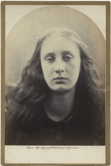 'Christabel' (May Prinsep), by Julia Margaret Cameron - NPG x18045