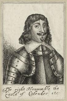 James Livingstone, 1st Earl of Callander, after Unknown artist - NPG D27177