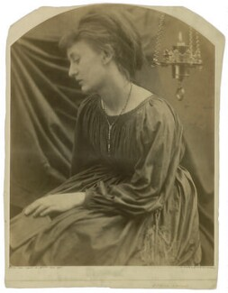 'Portrait of a Sybil' (May Prinsep), by Julia Margaret Cameron - NPG x18012