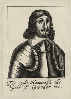 James Livingstone, 1st Earl of Callander, after Unknown artist - NPG D27178