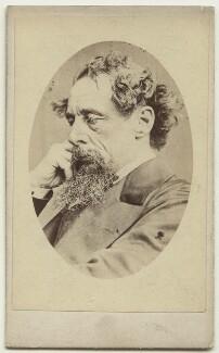 Charles Dickens, by John & Charles Watkins - NPG x14340