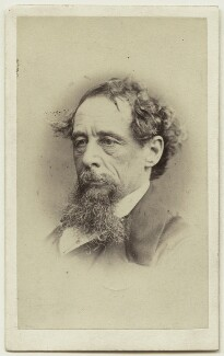 Charles Dickens, by John & Charles Watkins, published by  Mason & Co (Robert Hindry Mason) - NPG x14345
