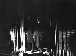 Stanley Baldwin, by Harold Tomlin, for  Daily Herald - NPG x88300