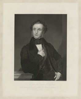 Walter Francis Montagu-Douglas-Scott, 5th Duke of Buccleuch and 7th Duke of Queensberry, by Edward Richard Whitfield, after  Henry William Pickersgill - NPG D32263