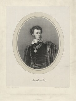 Walter Francis Montagu-Douglas-Scott, 5th Duke of Buccleuch and 7th Duke of Queensberry, by Edward Morton, after  Christina Robertson (née Saunders) - NPG D32265