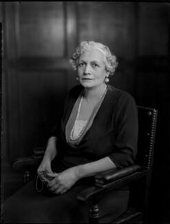 Hannah, Princess Asfa Yilma (Mrs Algernon Holland), by Bassano Ltd, 6 June 1936 - NPG x152196 - © National Portrait Gallery, London